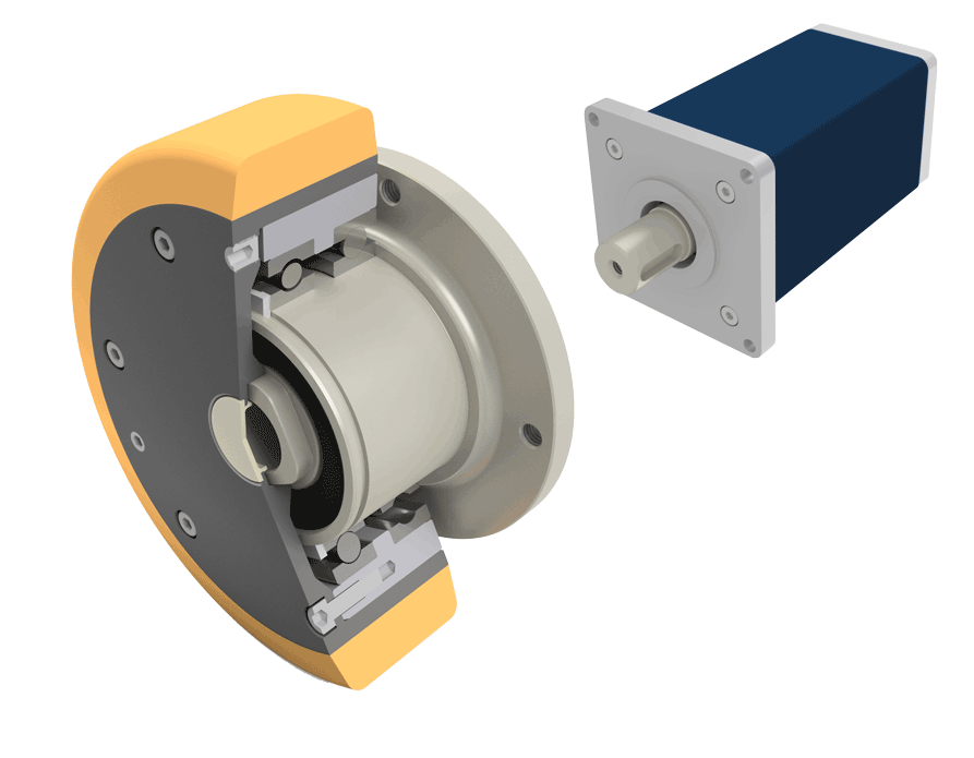 Wheel Hub Drives For Automated Guided Vehicle Systems
